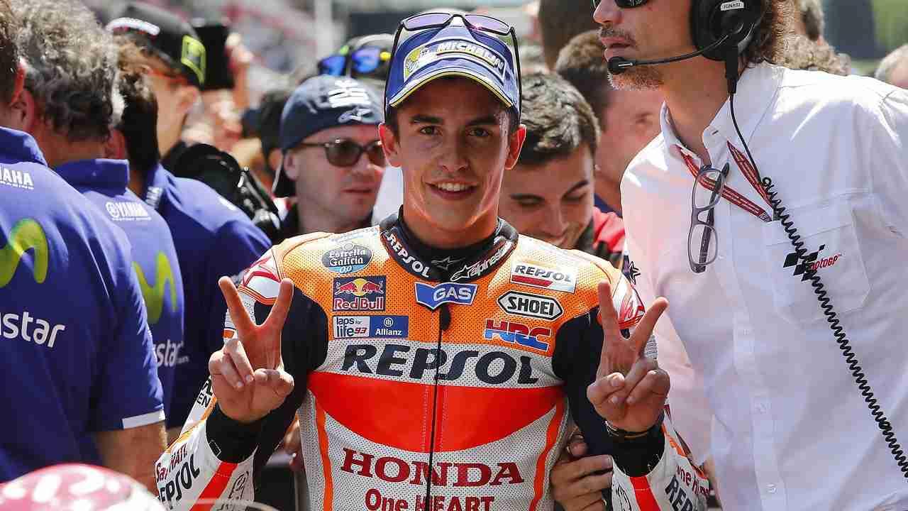 Marc Marquez MotoGP Catalunya