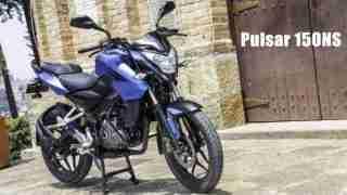Pulsar 150NS