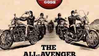 The Avenger Gods (TAG)