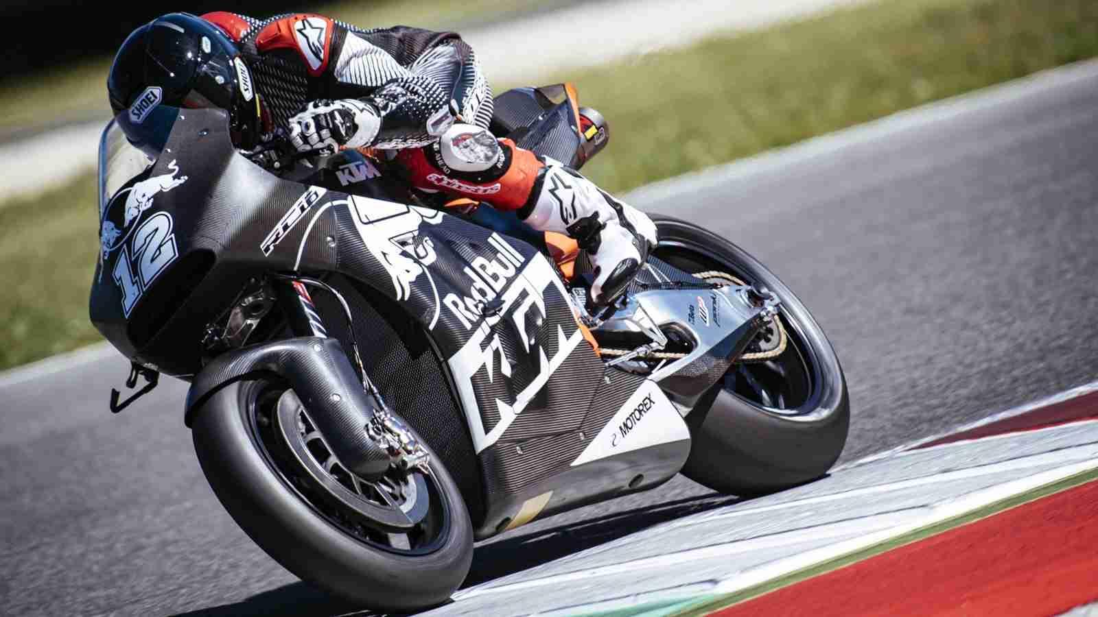 KTM RC16 MotoGP bike almost ready | IAMABIKER