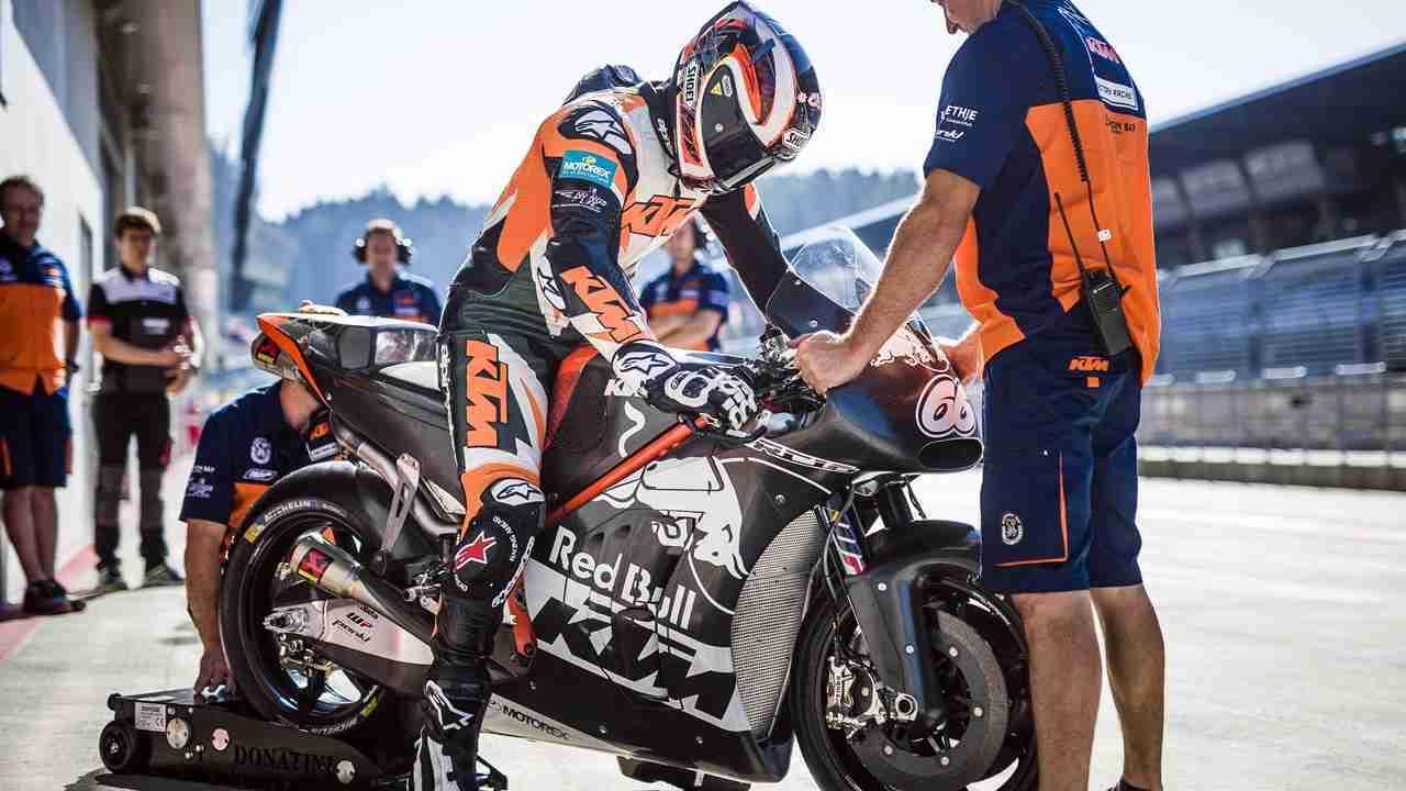 KTM RC16 to wild card at Valencia MotoGP round | IAMABIKER