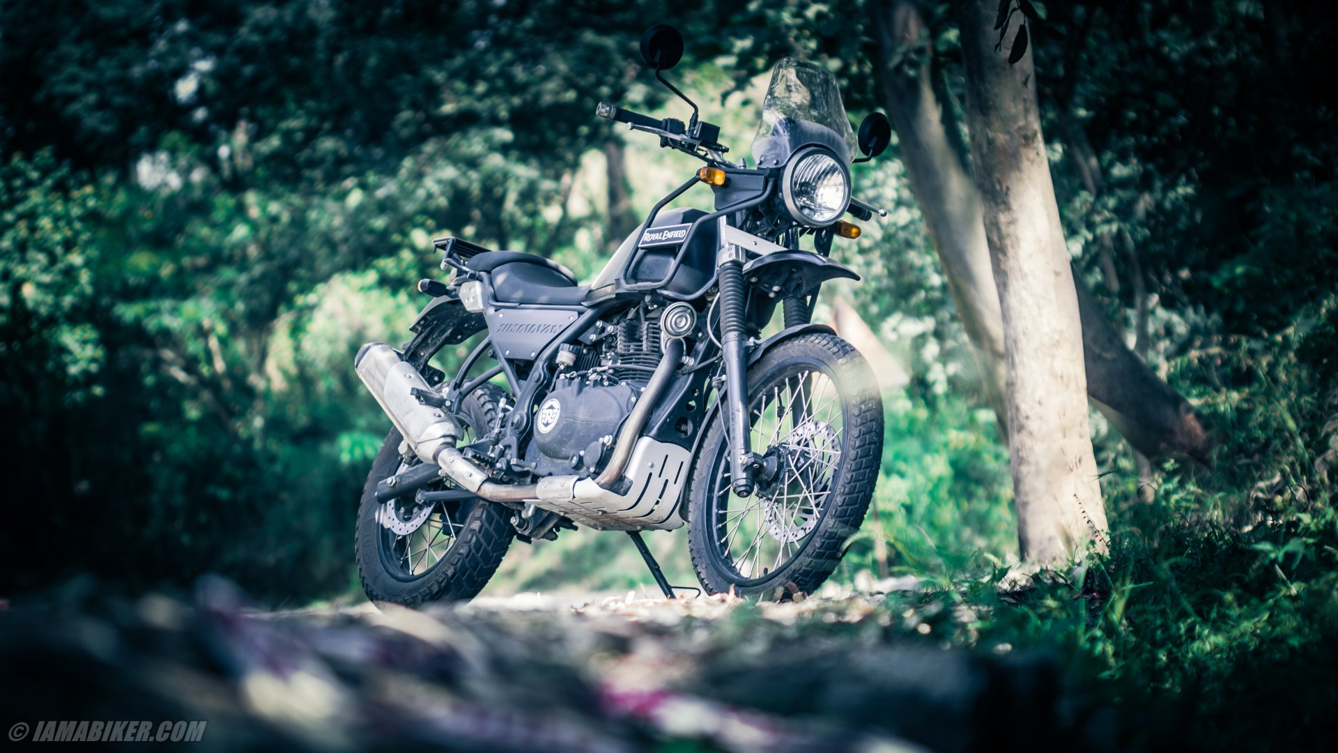 Royal Enfield Himalayan HD wallpapers | IAMABIKER - Everything
