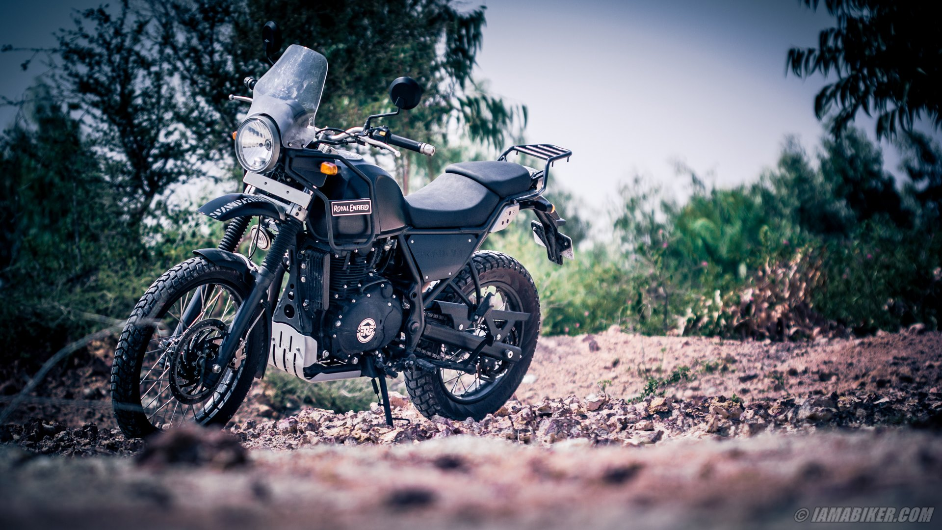 Royal Enfield Himalayan HD wallpapers - (6)
