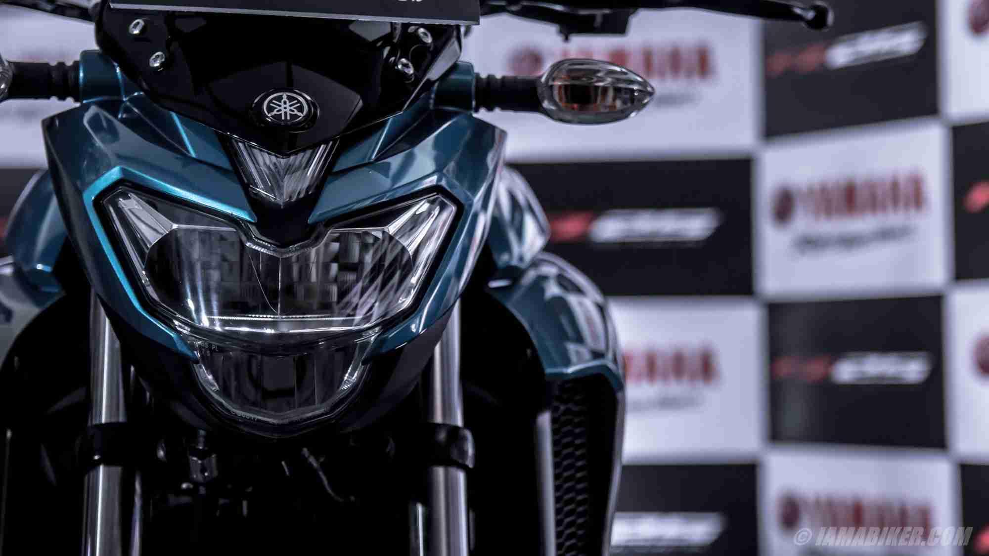 Yamaha FZ25 Image Gallery