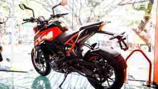KTM Duke 250 image gallery