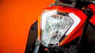 KTM Duke 250 led head light