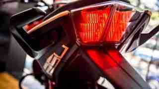 KTM Duke 250 brake light