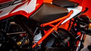 KTM Duke 250 rear sub-frame new