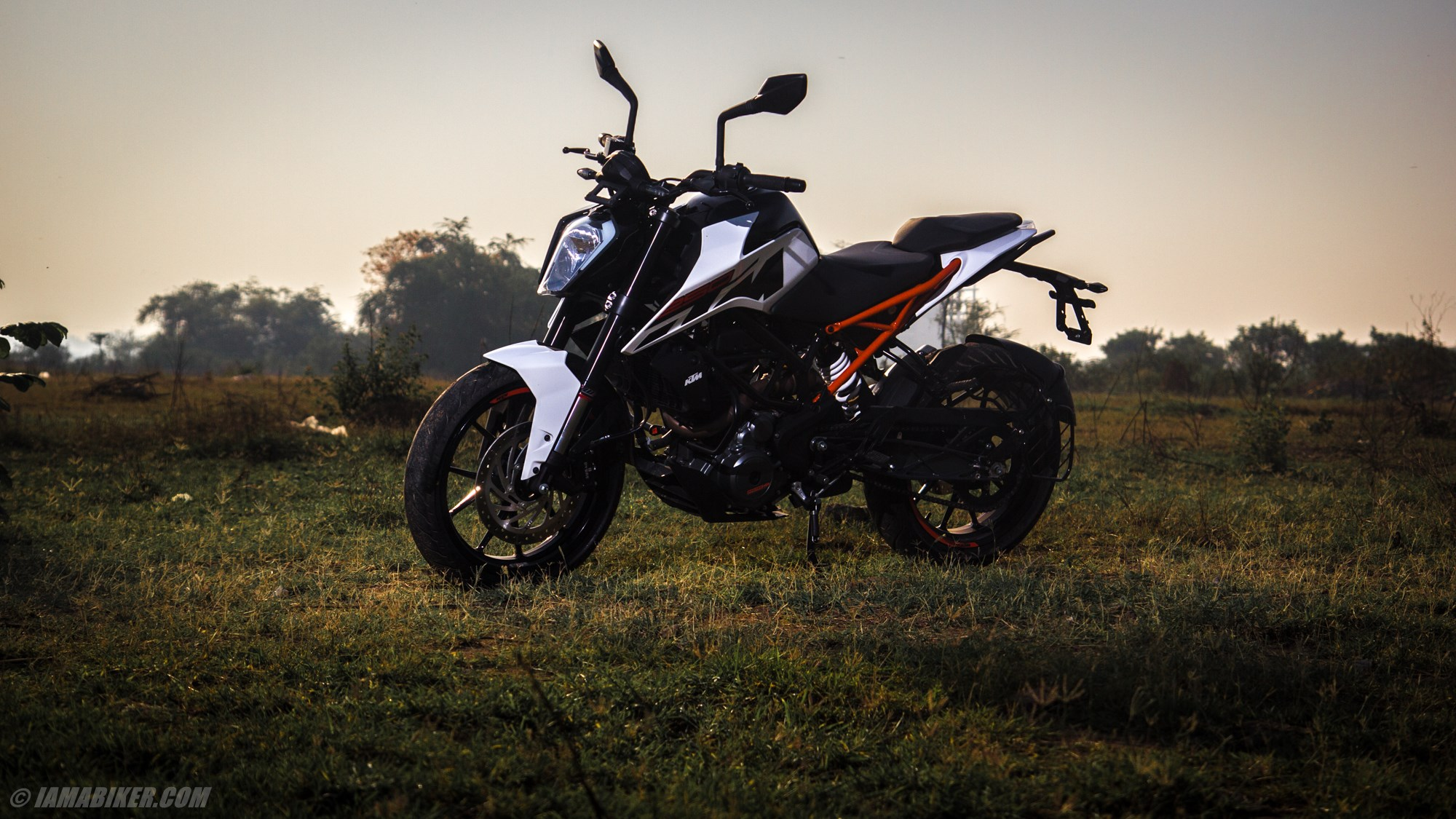 KTM Duke 250 HD Wallpapers - 5