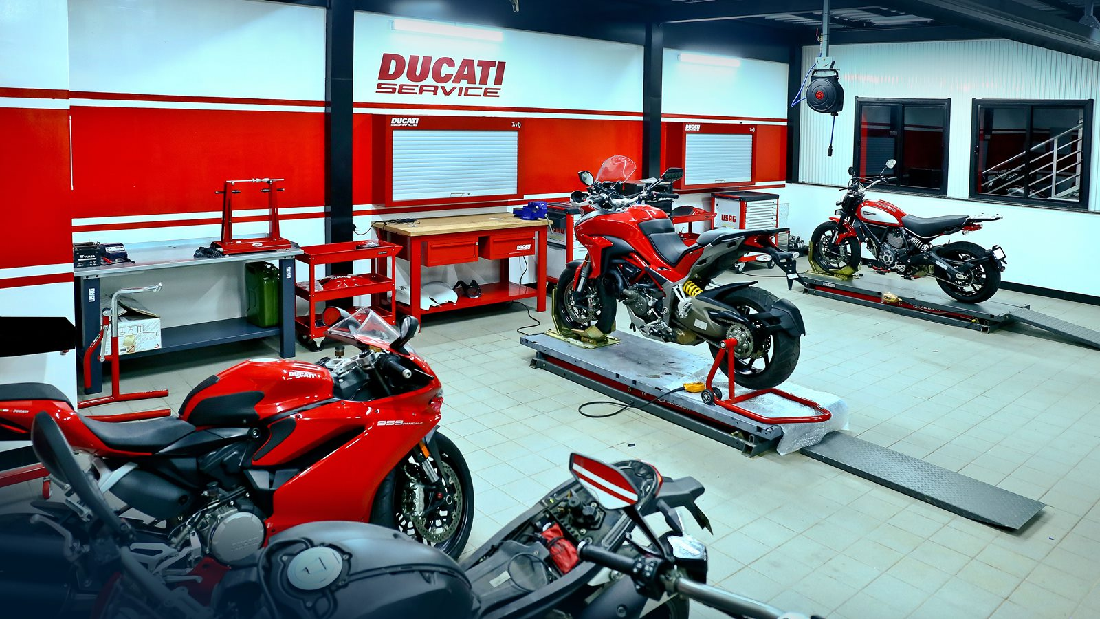 Ducati Kochi service