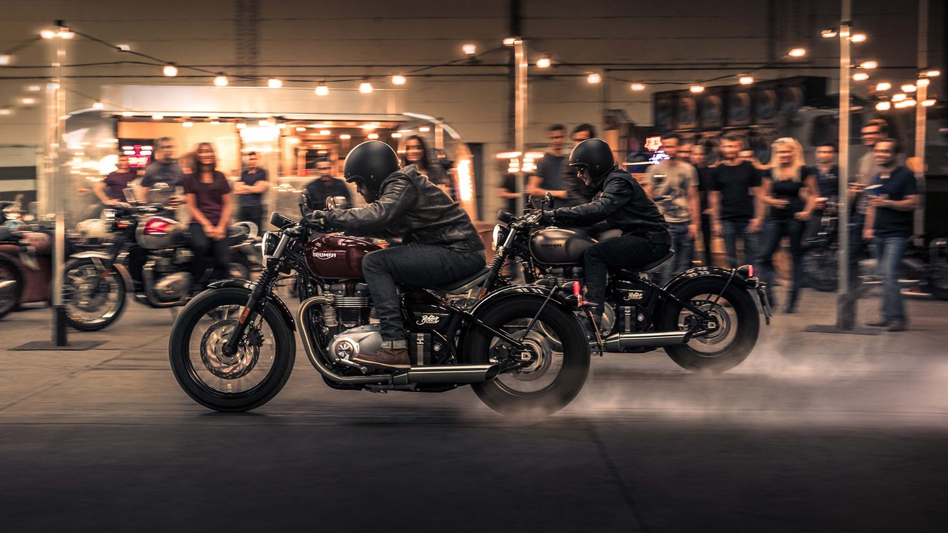 Triumph Bonneville Bobber launched