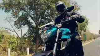 Review Yamaha FZ25