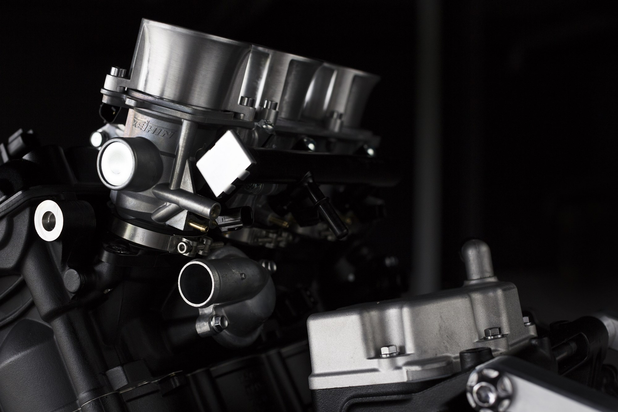 Triumph Moto2 engine