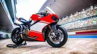 Ducati 1299 Superleggera for India