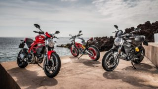 Ducati Monster 797 India