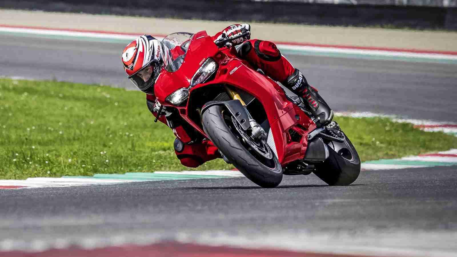 Ducati Traction Control EVO 1299 Panigale