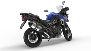 India Triumph Tiger Explorer XCx launched at Rs. 18,75,000