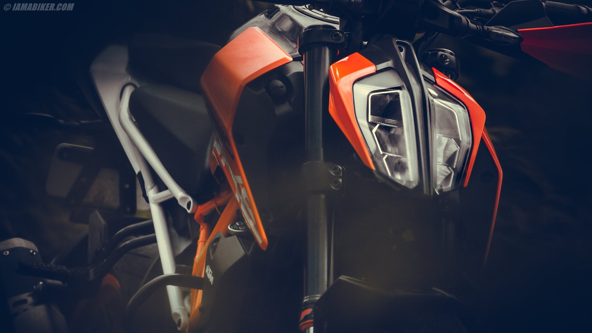 2017 Ktm Duke 390 Hd Wallpapers Iamabiker Everything Motorcycle
