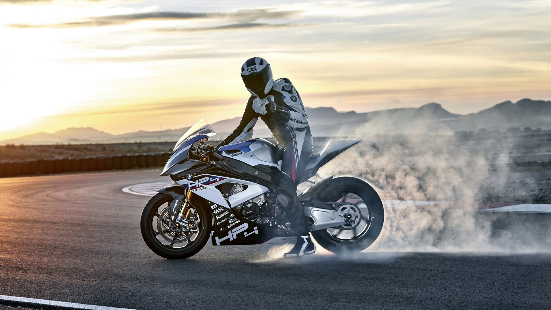 BMW HP4 Race HD wallpaper