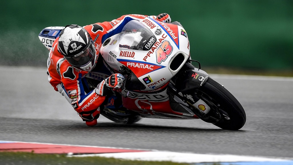 Jack Miller Octo Pramac Racing