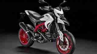 New 2017 Ducati Hypermotard 939
