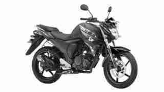 Yamaha FZ-S FI Dark Knight colour option