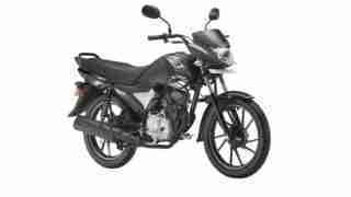 Yamaha Saluto RX Dark Knight colour option