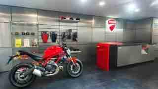 Ducati Kolkata dealership