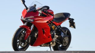 Ducati SuperSport Red
