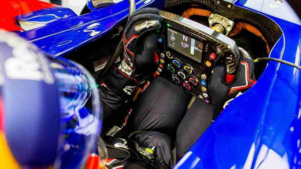 Honda will provide F1 Power Units to Scuderia Toro Rosso