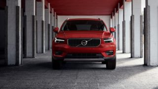 New Volvo XC40 Red