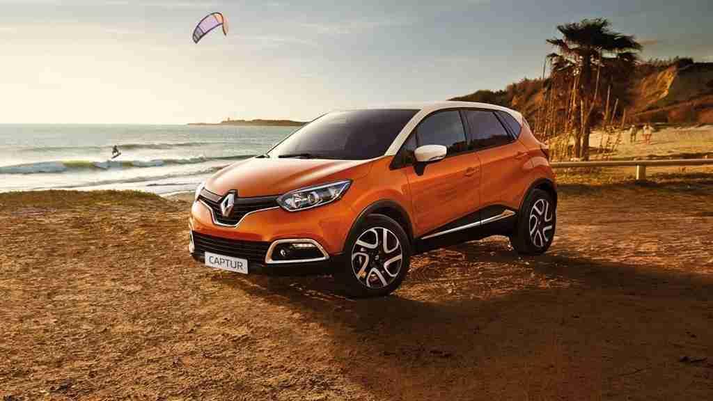 Renault Captur India