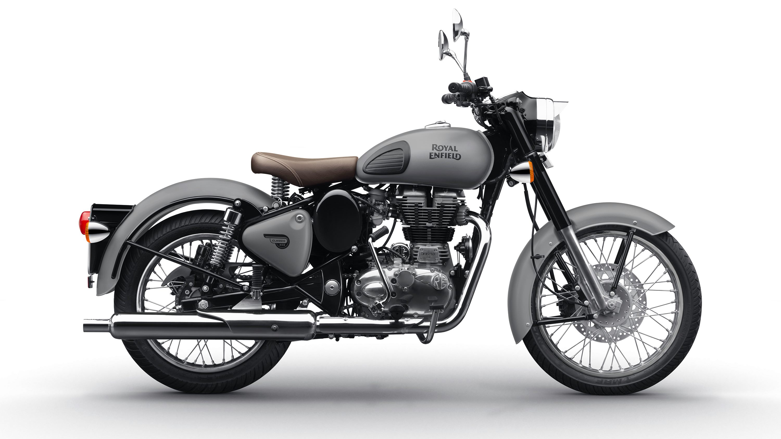 Royal Enfield Classic 350 Gunmetal Grey colour option