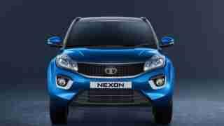 Tata Nexon front view