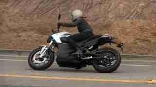 2018 Zero S – Zero Motorcycles