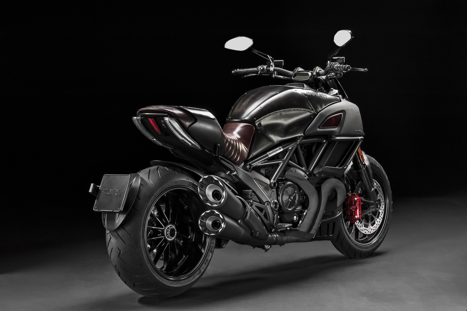 Ducati Diavel Diesel limited edition for India