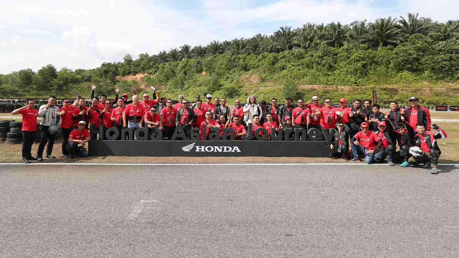 Honda Asian Journey 2017