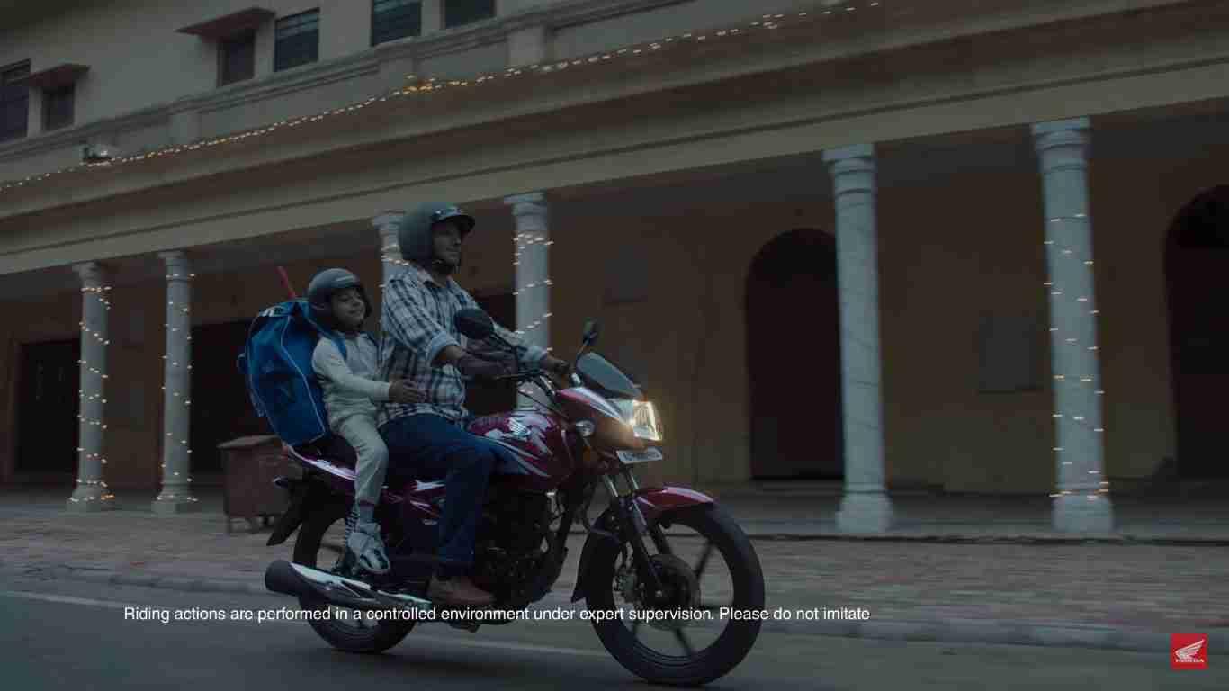 Honda CB Shine gets a new ad campaign