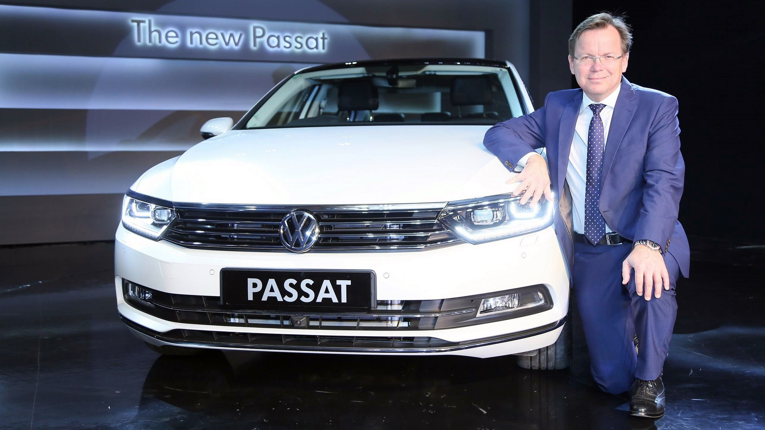 New Volkswagen Passat launched in India