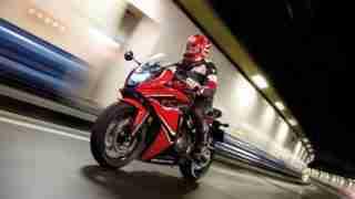 New updated Honda CBR 650F India