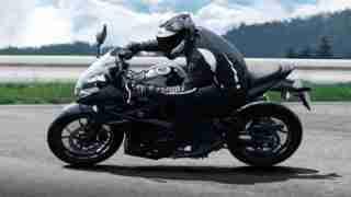 Suzuki GSX250R black colour