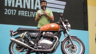 2017 Royal Enfield Rider Mania Interceptor 650