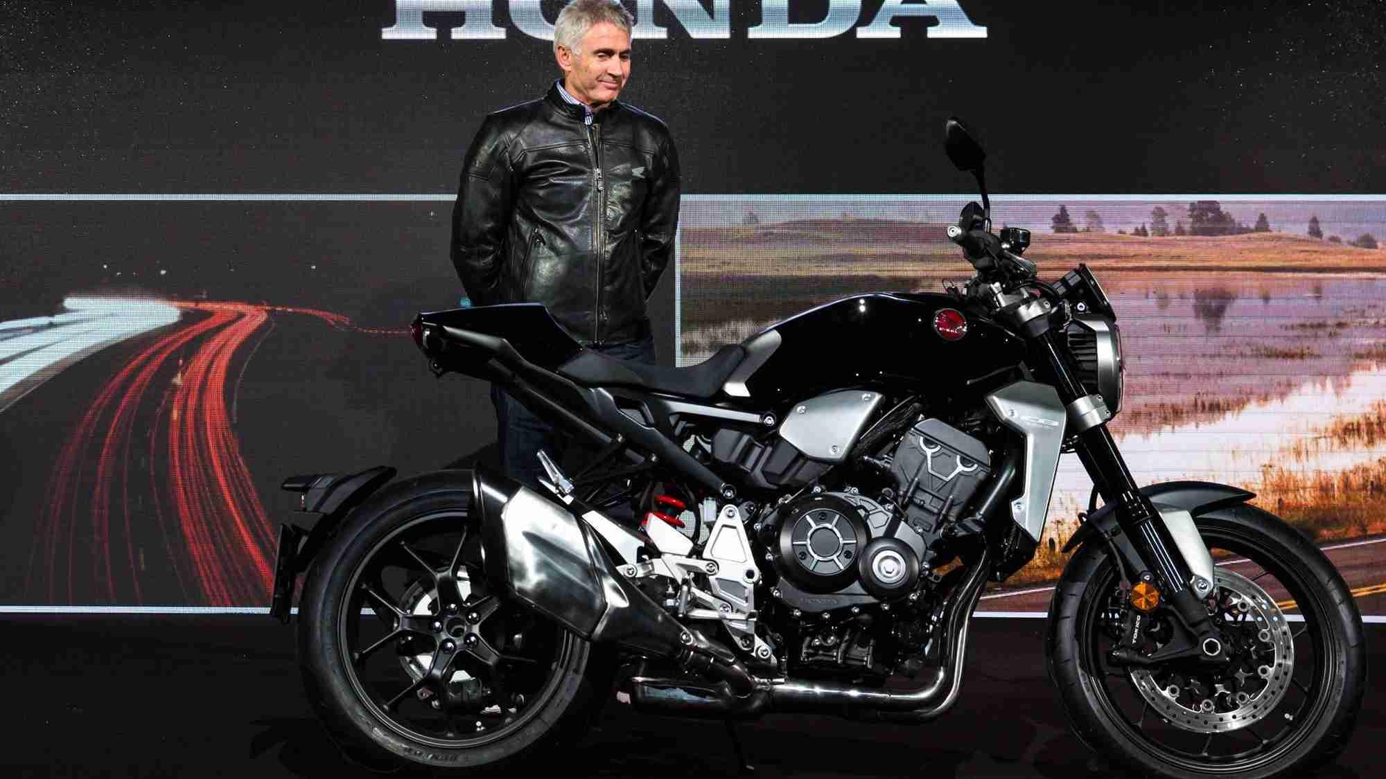 2018 Honda CB1000R images | IAMABIKER