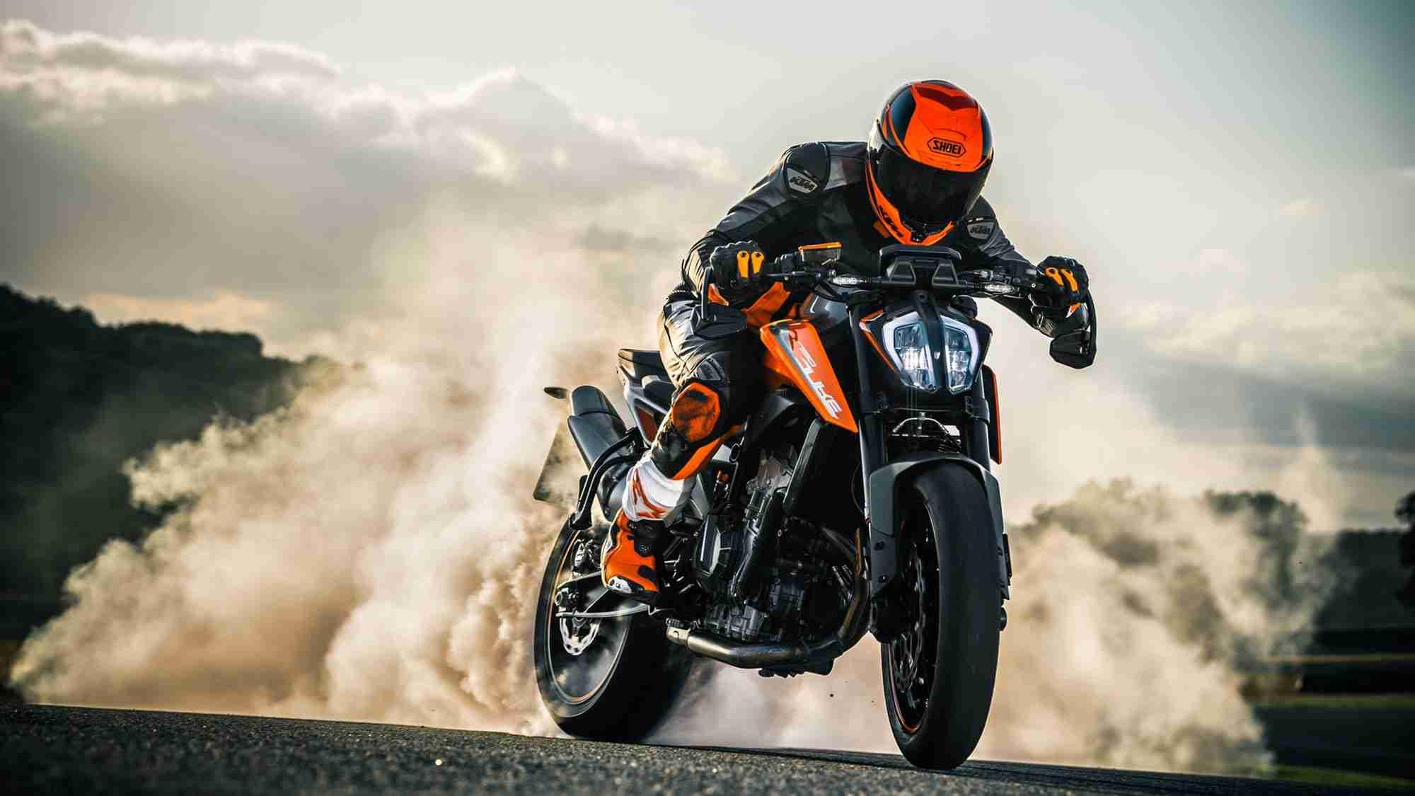 2018 KTM 790 Duke images