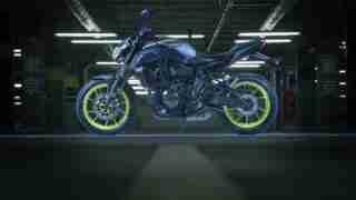 2018 Yamaha MT-07 images