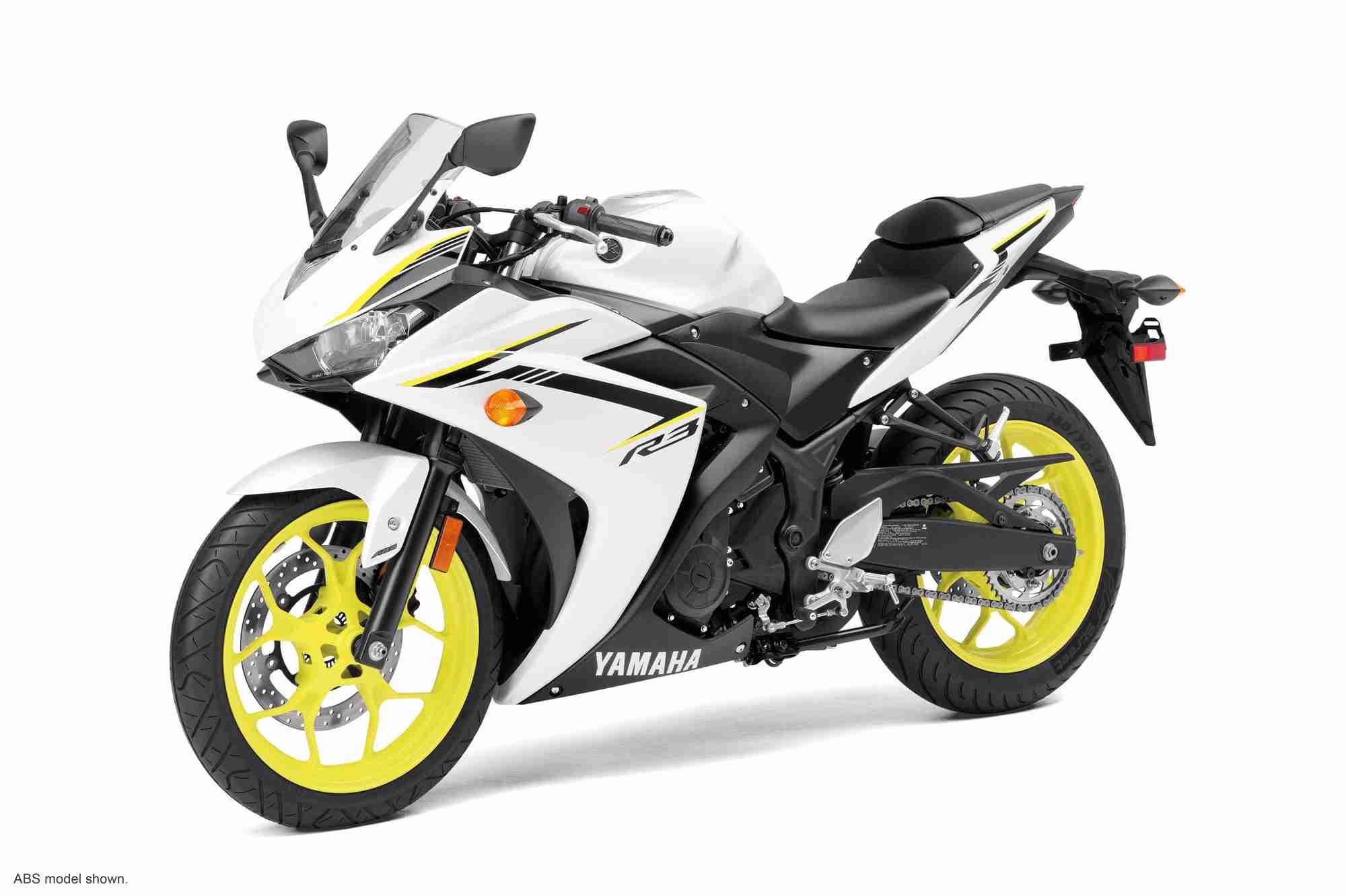 2018 Yamaha YZF-R3 images