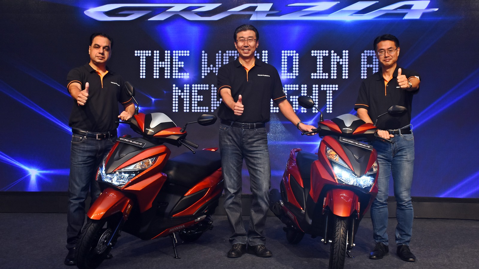 Honda Grazia launched