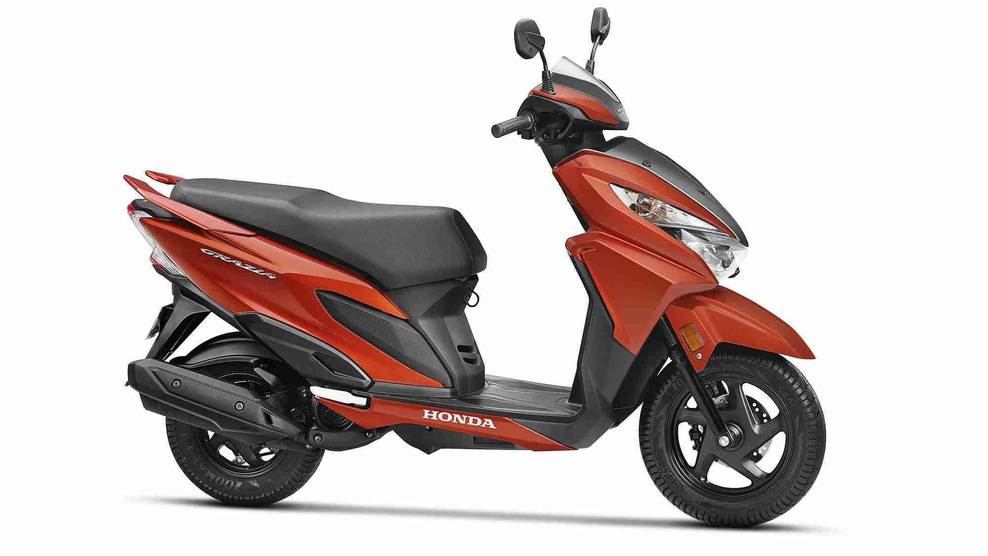 Honda Grazia scooter image