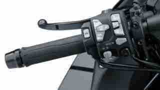 Kawasaki Ninja H2 SX switch gear