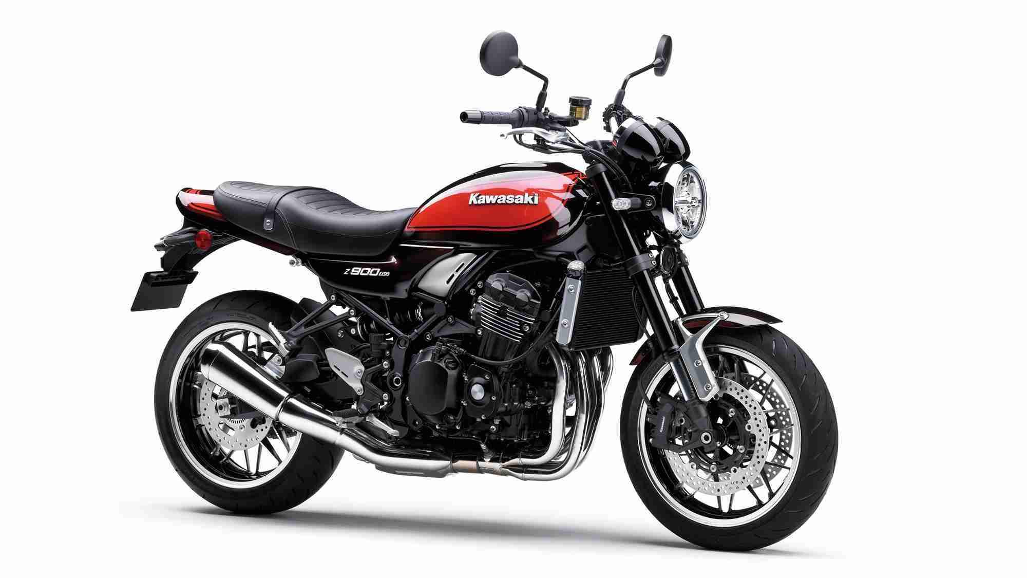 Kawasaki Z900 RS images